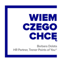 Barbara Dolata – HR Partner, Certyfikowany  Trener  Points of You®
