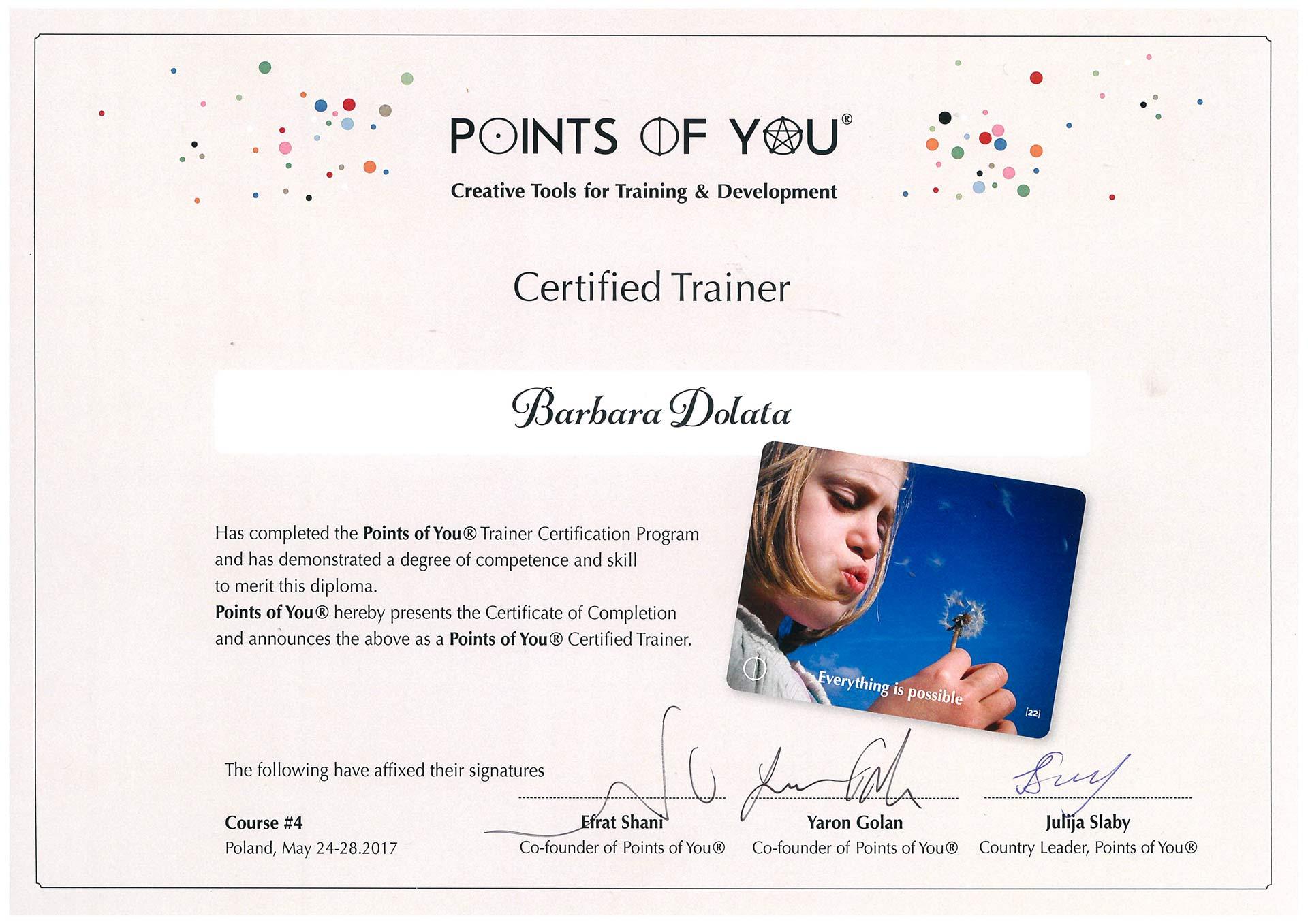 POY-Certyfikat-Trener